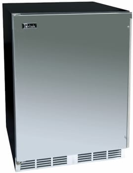 Perlick C-Series HC24BB2L - Stainless Steel Solid Door with Left Hinge