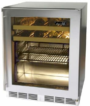 Perlick C-Series HC24BB4L - Featured View