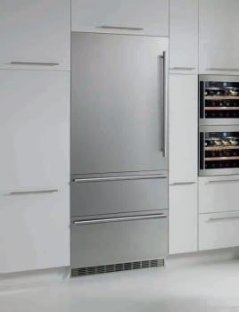 Liebherr Premium Plus Series HCB1561 - Optional Stainless Steel Panels and Handles