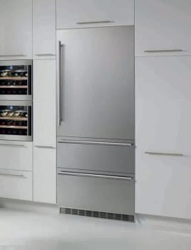 Liebherr Premium Plus Series HCB1560 - Optional Stainless Steel Panels and Handles