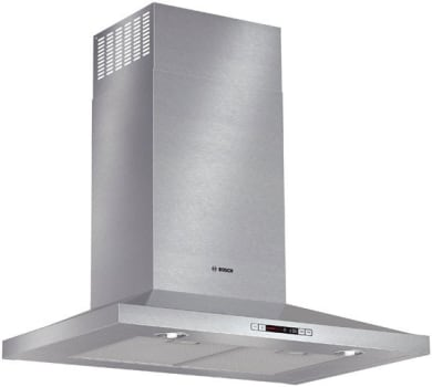 "Bosch 300 Series HCP30651UC - 30"" Wall Mount Chimney Range Hood"