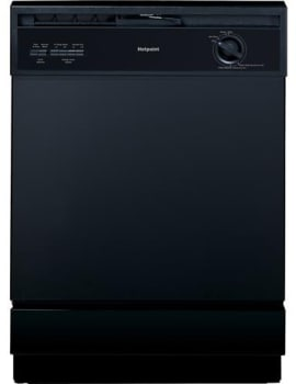 Hotpoint HDA3600HBB - Front View