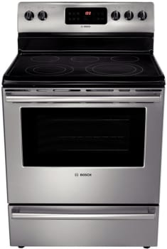 Bosch 500 Series HES5053U - Front View