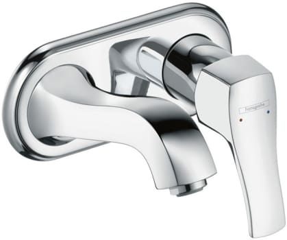 Hansgrohe Metris C Series 31003821 - Shown in Chrome Finish
