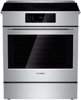 "Bosch Benchmark Series HIIP054U - 30"" Slide-In Induction Range"