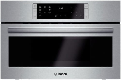 "Bosch 800 Series HMC80151UC - 30"" Speed Microwave Oven"