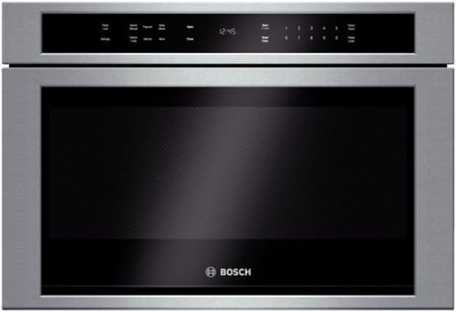 "Bosch 800 Series HMD8451UC - 24"" Microwave Drawer from Bosch"