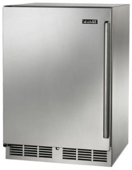 Perlick Signature Series HP24DS1L - Stainless Steel Solid Door with Left Hinge