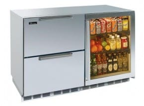 Perlick Signature Series HP48FRS53R - Model HP48FRS53R