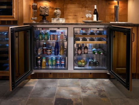Perlick Hp48rbb 48 Inch Undercounter Refrigerator Beverage