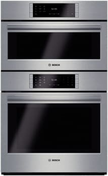 "Bosch Benchmark Series HSLP751UC - 30"" Steam Combination Oven"