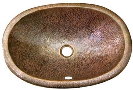 Houzer The Hammerwerks Collection HWELI2ES - Copper