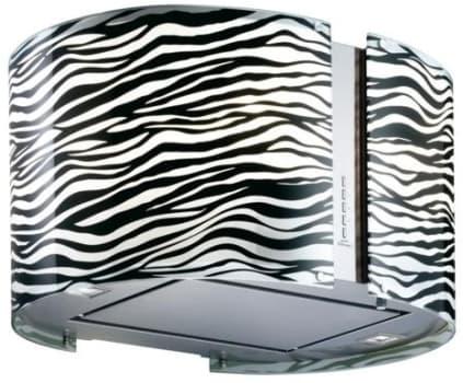 Futuro Futuro Murano Zebra Collection ISMURZEBRA - 27-Inch Width