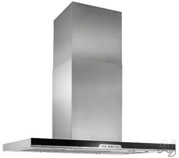 Best Eclisse Series IC34IQ100SB - Eclisse IC34E Series Range Hood