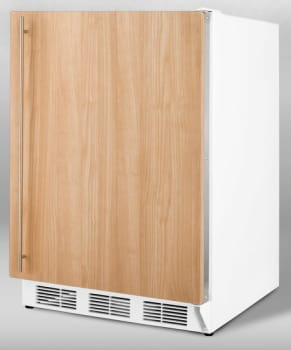 AccuCold ALB753BIF - IF (White Cabinet Shown)
