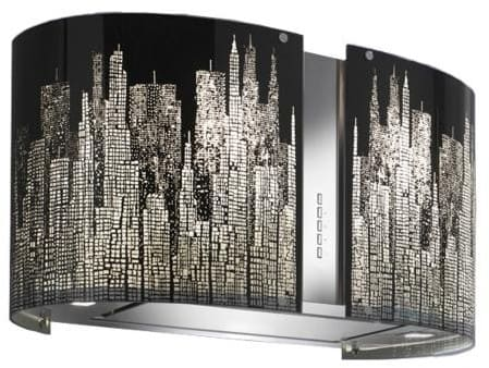 Futuro Futuro Murano New York Collection IS34MURNEWYORKLED - Featured View