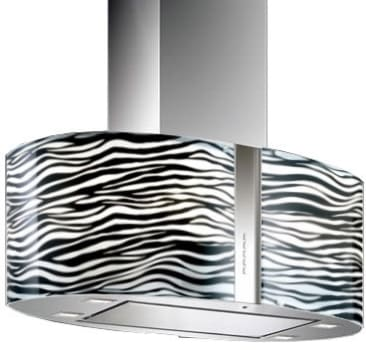 Futuro Futuro Murano Zebra Collection IS34MURZEBRA - 34-Inch Width