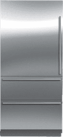 "Sub-Zero IT36CIIDLH - 36"" Refrigerator/Freezer Combination Tall"