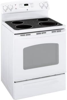 GE JB400DPWW - White