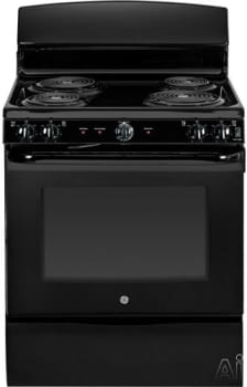Ge Jb450dfbb 30 Inch Freestanding Electric Range With Dual Element