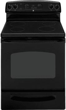 GE CleanDesign JB620DRBB - Black