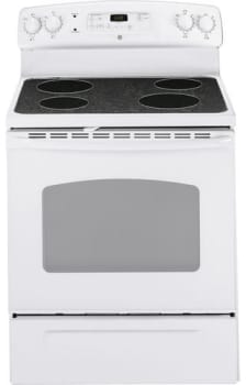 GE CleanDesign JB620DRWW - White