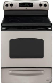 GE CleanDesign JB620GRSA - Silver