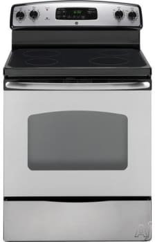 GE CleanDesign JB620SRSS - Stainless Steel