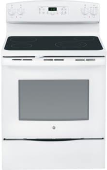 GE JB630DFWW - White