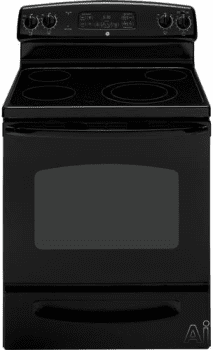 GE CleanDesign JB640DRBB - Black