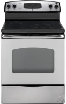 GE CleanDesign JB640SRSS - Stainless Steel