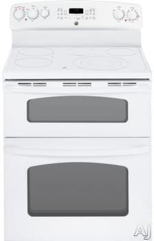GE JB870TTWW - White