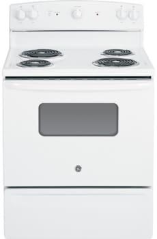 GE JBS10DFWW - White