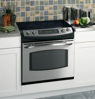 GE Profile JD968 - Stainless Steel