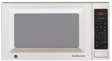Ge Je1860sh 1 8 Cu Ft Countertop Microwave Oven With
