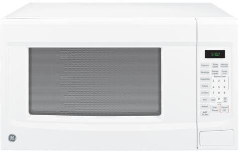 GE JES1460DSWW - White