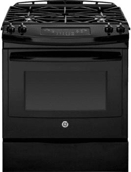 GE JGS650DEFBB - Black