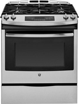 GE JGS650 - Stainless Steel