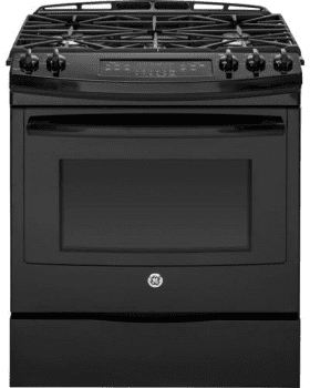 GE JGS750DEFBB - 30 Inch Slide-in Gas Range from GE