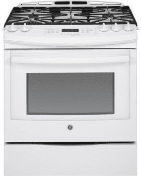 GE JGS750DEFWW - 30 Inch Slide-in Gas Range from GE