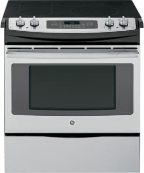 GE JS750 - Stainless Steel