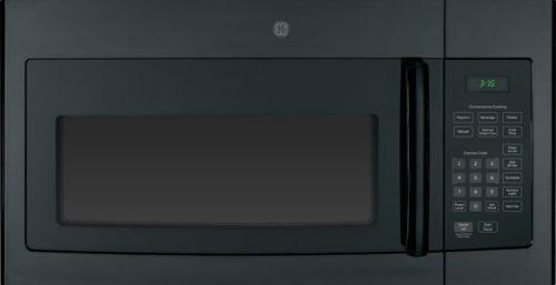 GE JVM3160DFBB - Black
