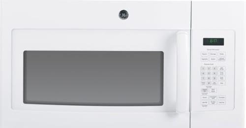 GE JVM6172DFWW - White