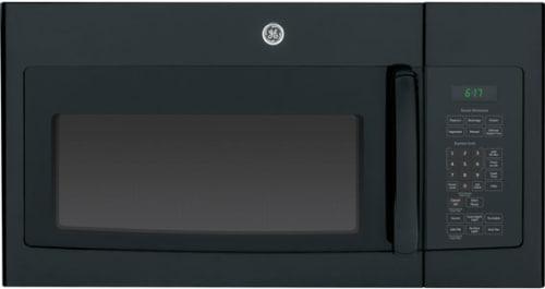 GE JVM6175DFBB - Black