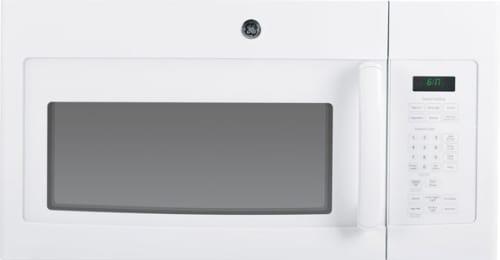 GE JVM6175DFWW - White