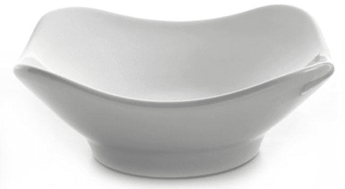 Kraus White Ceramic Series KCV135CH - Tulip Shaped Ceramic Sink