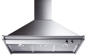 Smeg Classic Design KD90 - Stainless Steel