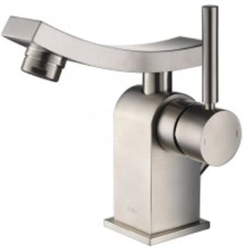 Kraus Unicus Series KEF14301BN - Brushed Nickel Faucet