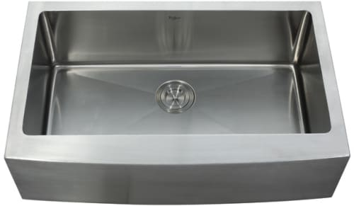 Kraus Khf20033 Undermount Apron Stainless Steel Sink
