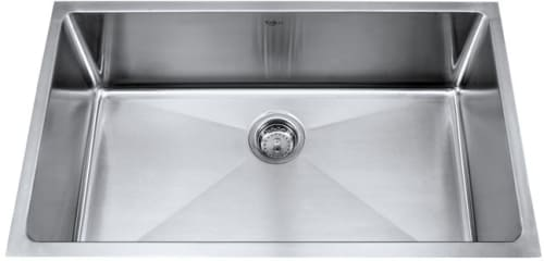 Kraus Kitchen Sink Series KHU10032 - 16-Gauge Stainless Steel